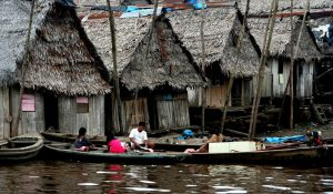 Peruvian Amazon. How to get to Iquitos by boat