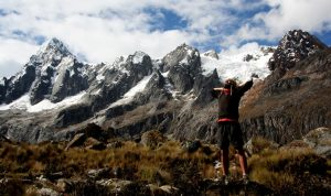Santa Cruz trek on a budget. Hiking the Cordillera blanca in Peru