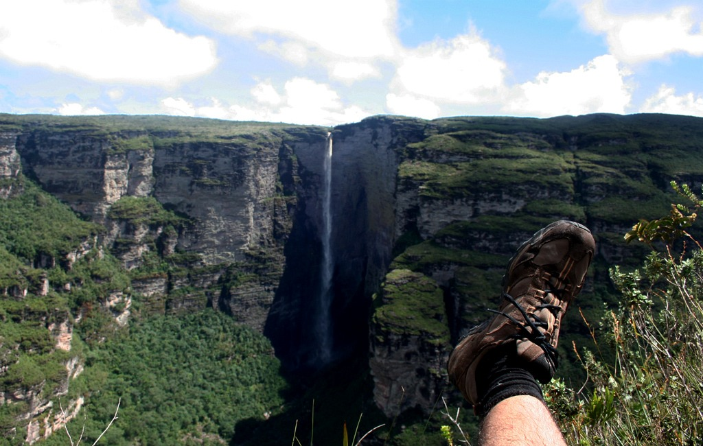 chapada diamantina best hikes in south america