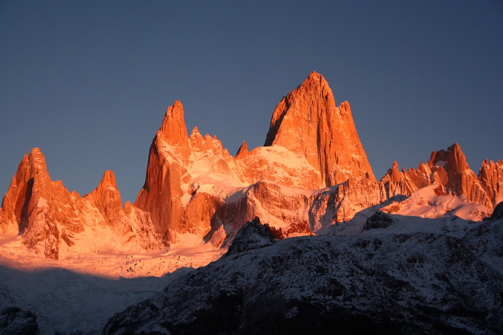 fitz roy best hikes in south america