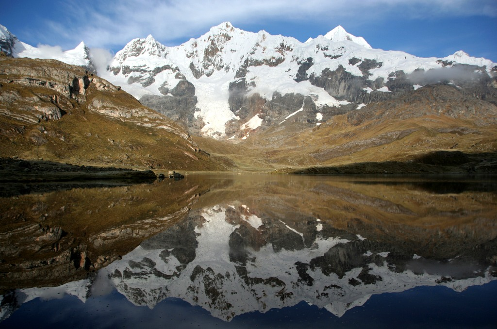 huayhuash circuit best hikes in south america