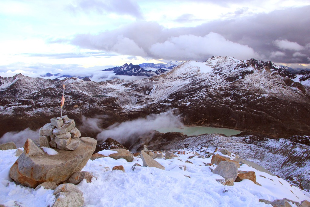 huayna potosi best hikes in south america