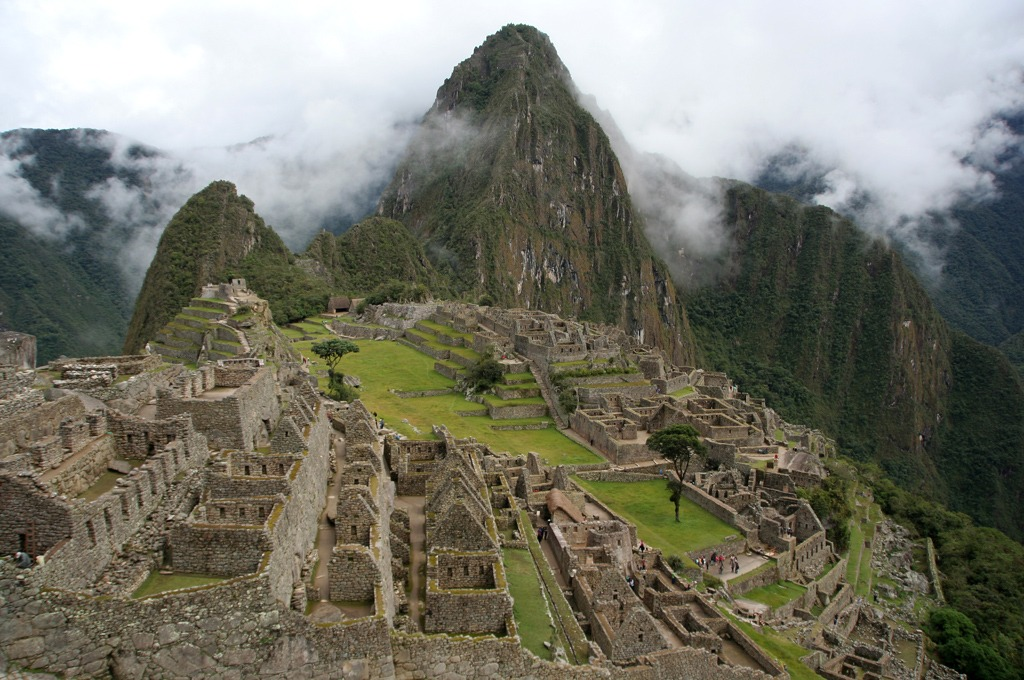 inca trail best hikes in south america