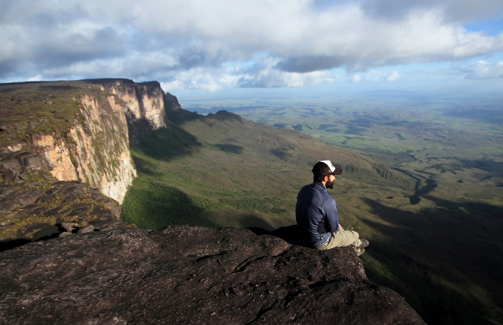 roraima venezuela best hikes in south america