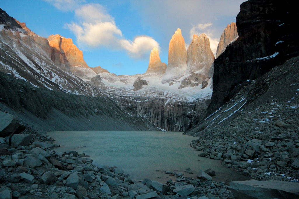 torres de paine best hikes in south america