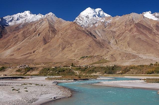Valle de Zanskar. Photo by Cortomaltese_1999. Flickr