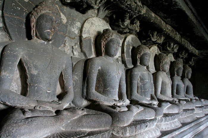 ajanta ellora. India travel guide
