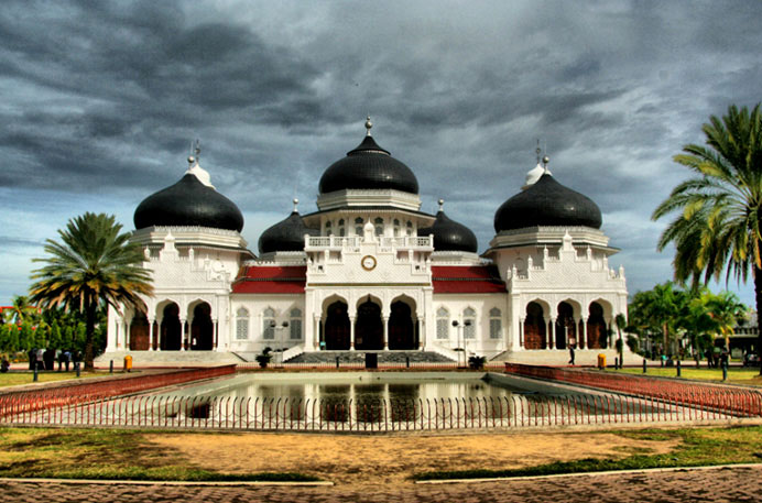Banda Aceh Mosque Sumatra Best things to do in Indonesia