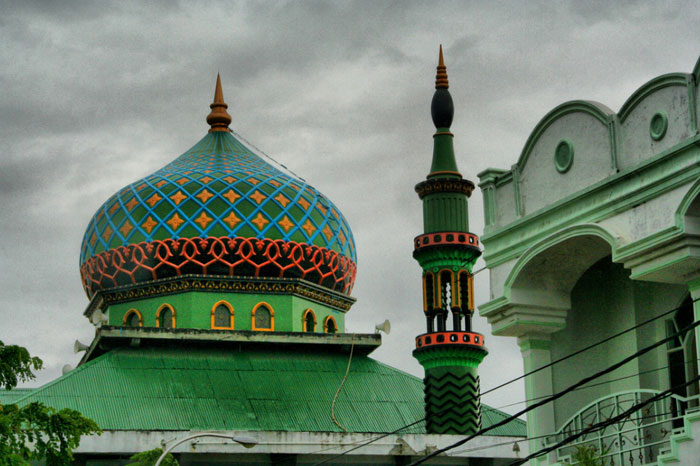 banda aceh mosquees why you should visit Sumatra