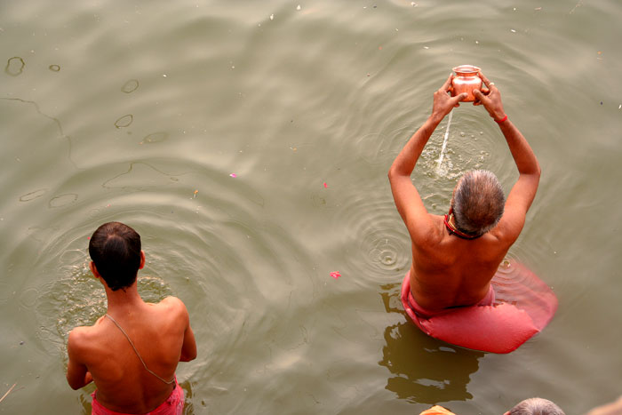 ganga ceremony amazing things to do in varanasi