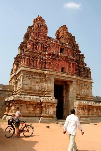hampi-temples. India travel guide