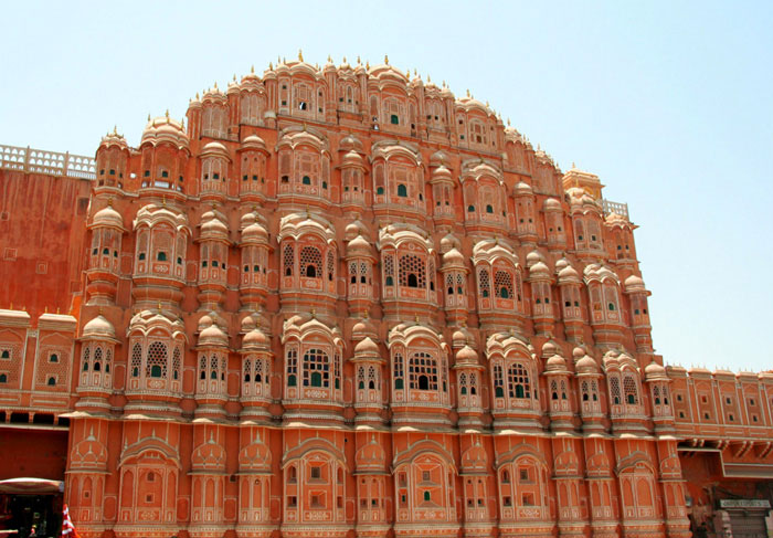 Hawa Mahal Jaipur India The 6 Best places to visit in Rajasthan