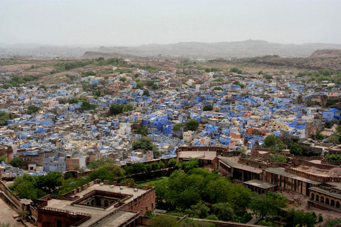 jodhpur blue city view india best places to visit in rajasthan