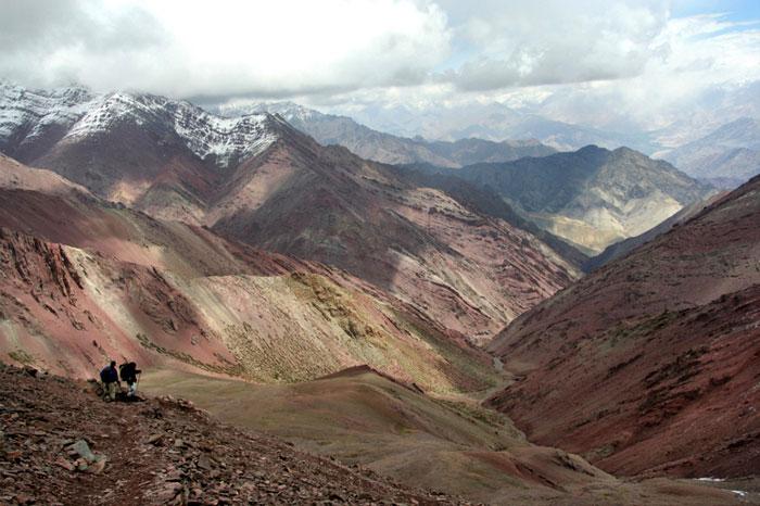 kongmaru la. ladakh Trekking al Valle de Markha
