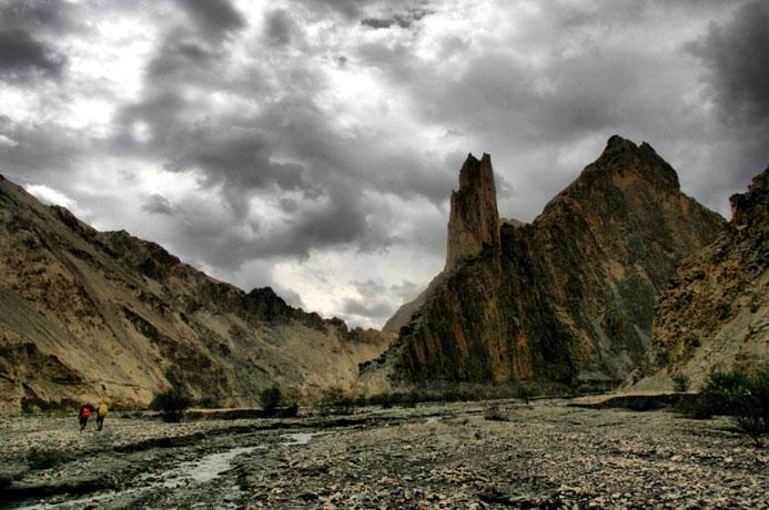 ladakh-trek. trekking al markha valley