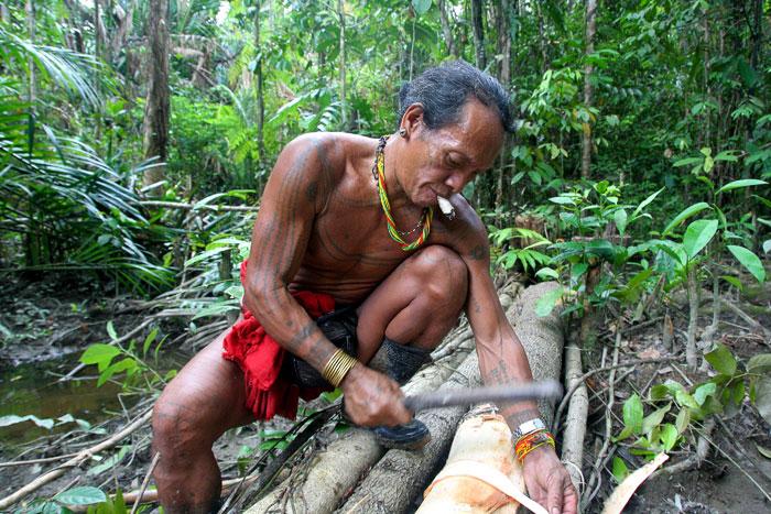 lla trek islas mentawai