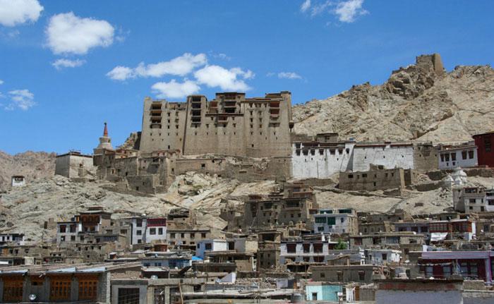 leh-palace. que ver en Ladakh