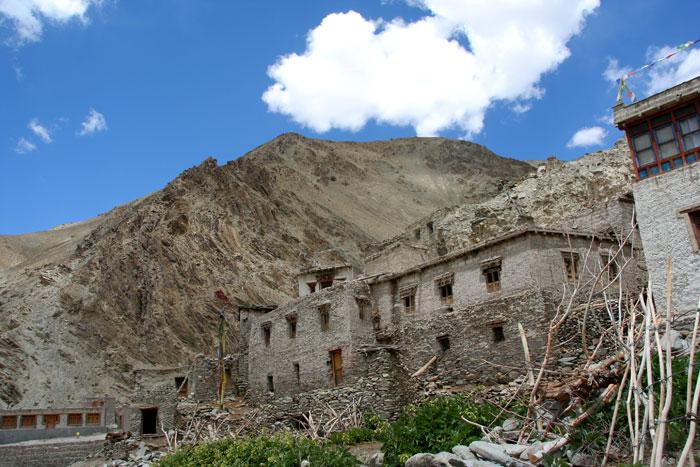 pueblo Trekking al Valle de Markha
