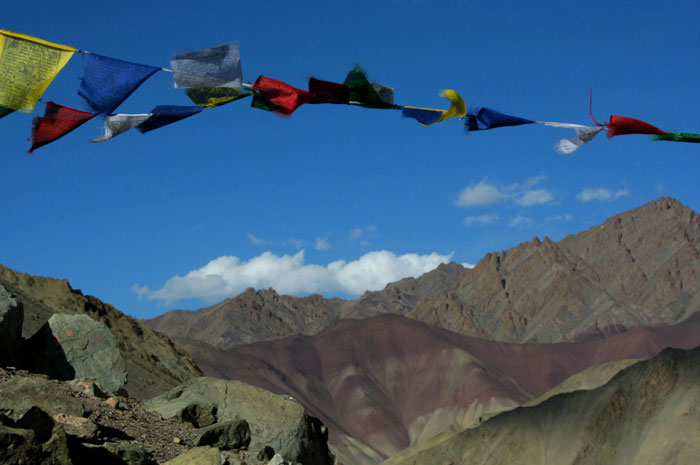markha valley trek flags india top places to visit in ladakh