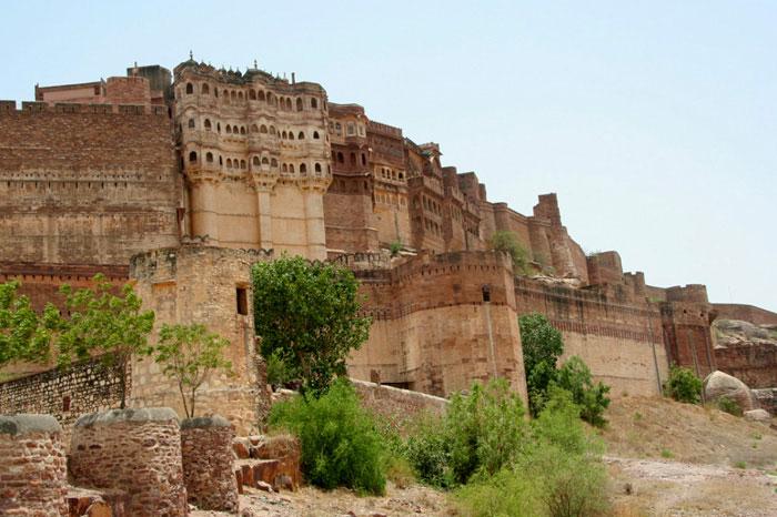 merhangarh. que ver en Rajastán