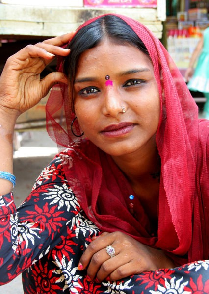 people-india. India travel guide