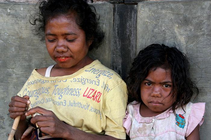 people-timor. que ver en Indonesia