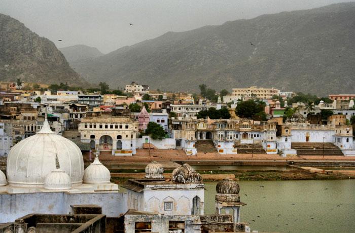 pushkar. mejores sitios que ver en rajastán