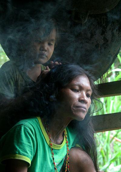 salomo wife mentawai