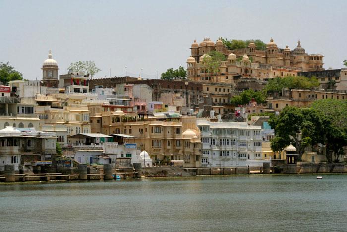 udaipur-palace india que ver en rajastán