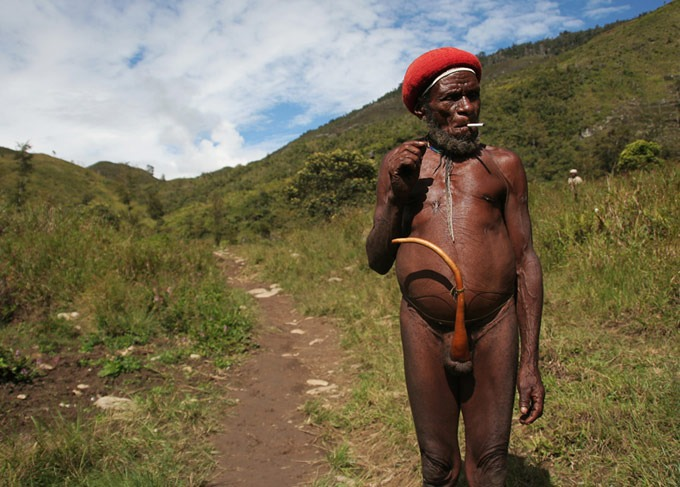 koteca hitugi people papua Hiking the Baliem Valley on a budget
