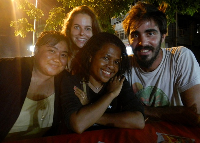 papua couchsurfing Hiking the Baliem Valley on a budget