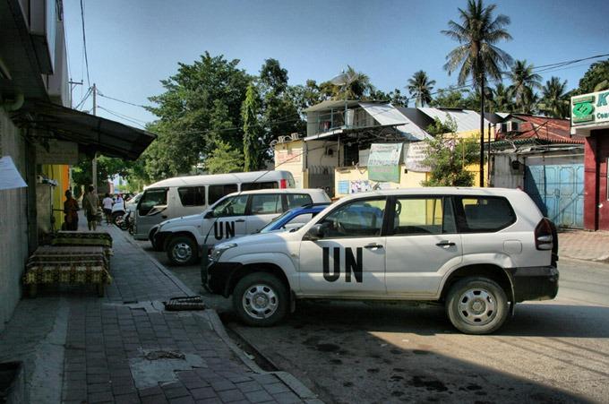 Capital Dili. cosas que hacer en timor leste