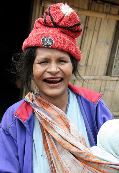 ende woman people things to do in flores indonesia