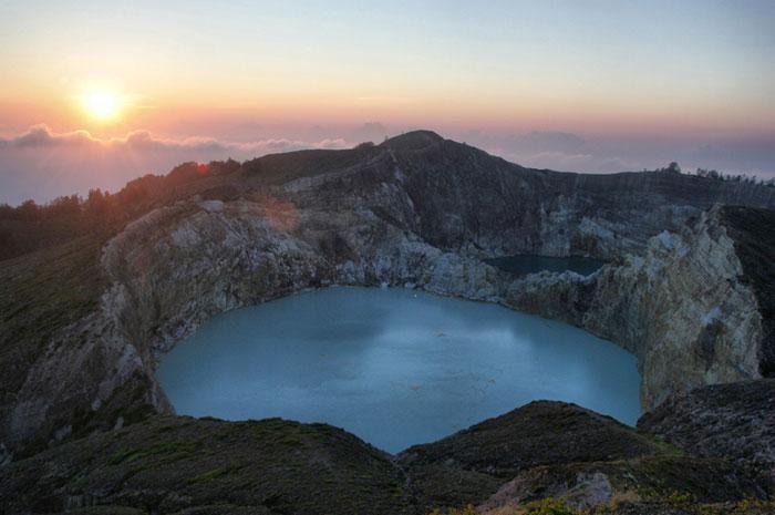 kelimutu Que hacer en la isla de Flores, Indonesia