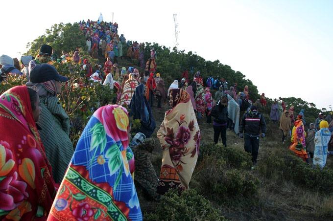 peregrinacion Trekking al Monte Ramelau