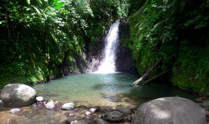 Short Hike to Seven Sisters Falls in Grenada