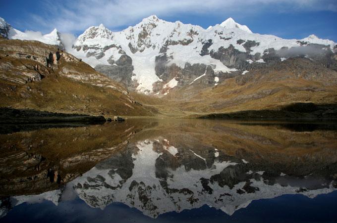 huayhuash hike backpacking in Peru. travel guide