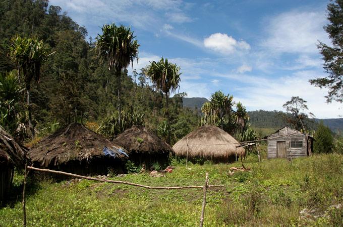 papua Valle de Baliem