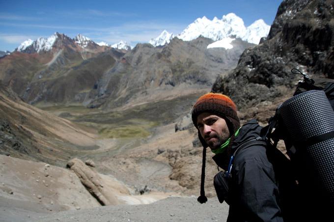 paso cuyoc trekking al circuito de huayhuash sin guías