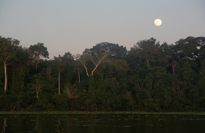 Peruvian Amazon. How to get to Iquitos