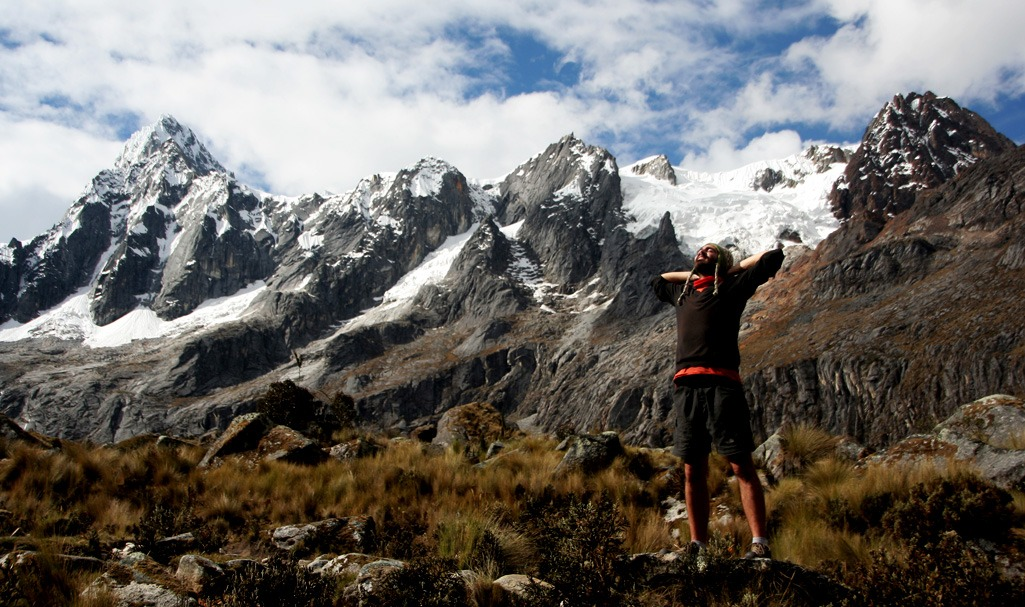 Santa Cruz trek: Hiking the Cordillera blanca in Peru