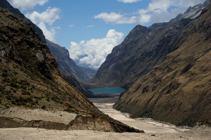 valle Trekking de Santa Cruz sin guías