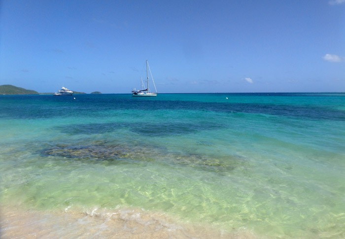 grenadines canouan backpacking