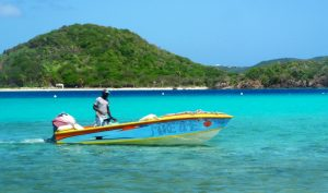 Backpacking in Saint Vincent and the Grenadines