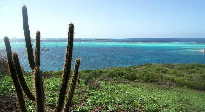 parque marino de tobago cays