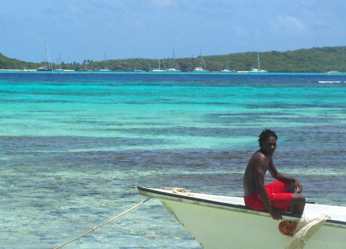 tobago cays marine park