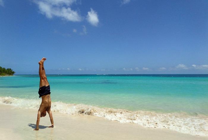 Playa flamenco mejor camping de Puerto Rico