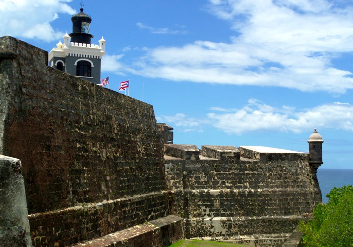 things to do in san juan fort san felipe