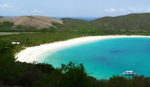 Playa Flamenco: Best beach and best camping in Puerto Rico