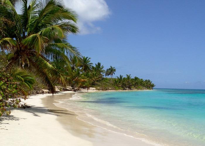 Playa flamenco mejor camping puerto rico